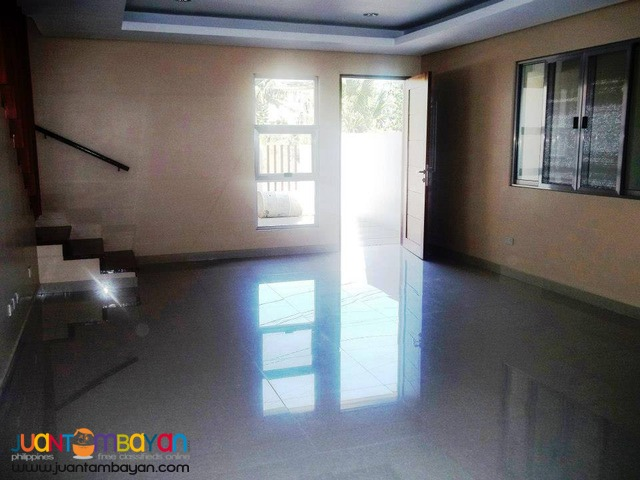 For Rent Unfurnished House in Talisay City Cebu - 4 Bedrooms