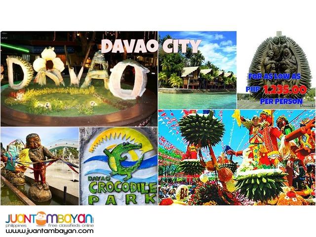 Davao City 3D2N