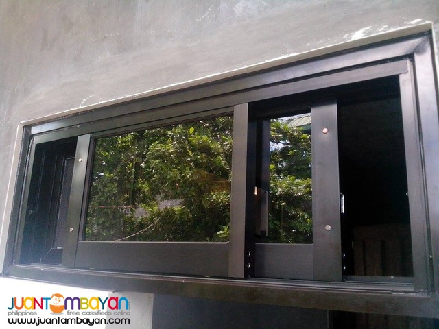 Glass & Aluminum windows & doors