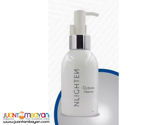 NLIGHTEN O2 Bubble Cleanser 70ml