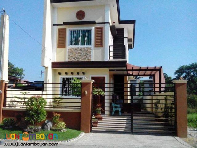 RFO 3BR Houses thru Pag-ibig at PLACID HOMES