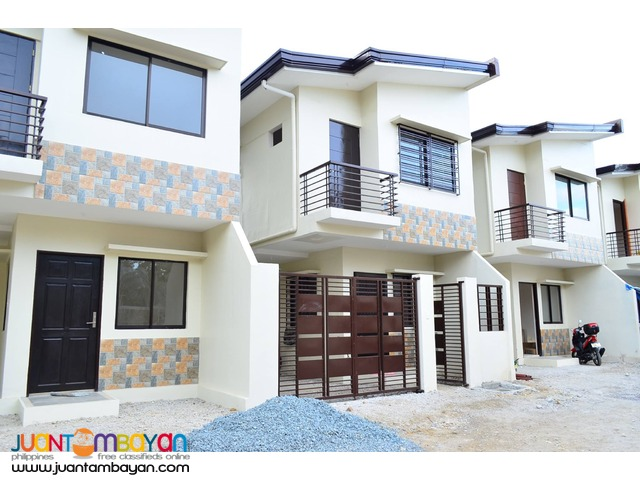 3BR Single Attached House for Sale at CRYSTAL HOMES