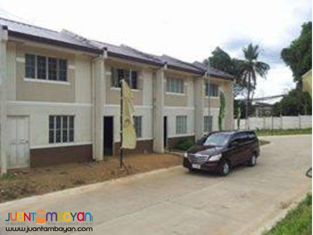 Affordable Townhouses thru Pag-ibig at IBIZA TOWNHOMES