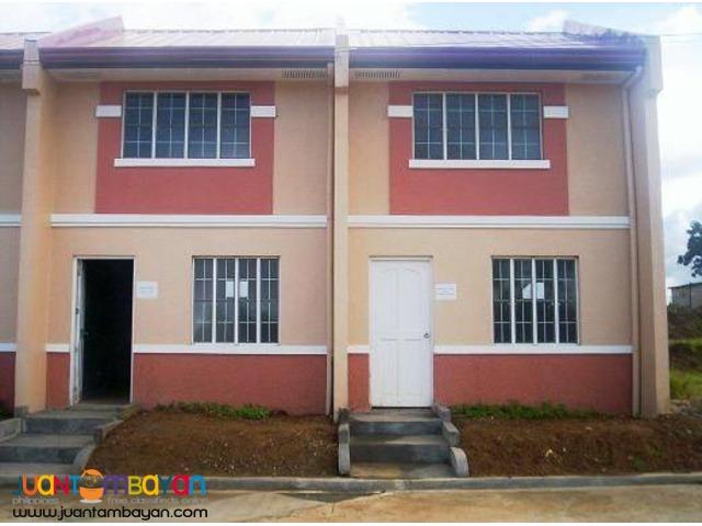RFO Townhouses thru Pag-ibig for SALE! SORRENTO VILLAGE san mateo