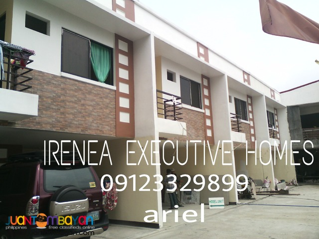 No DP Exclusive Townhouses at IRENEA eXECUTIVE HOMES