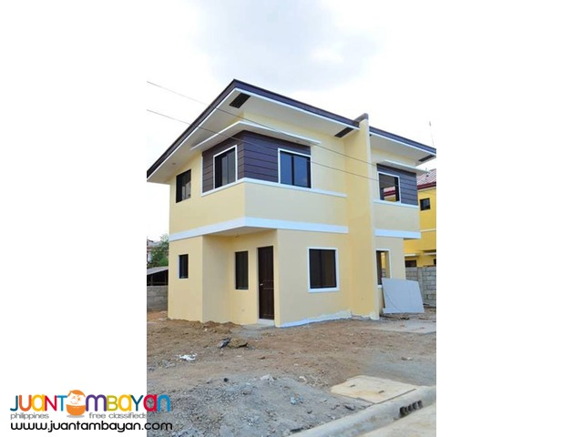 2BR Townhouses near Quezon City & Marikina at BIRMINGHAM