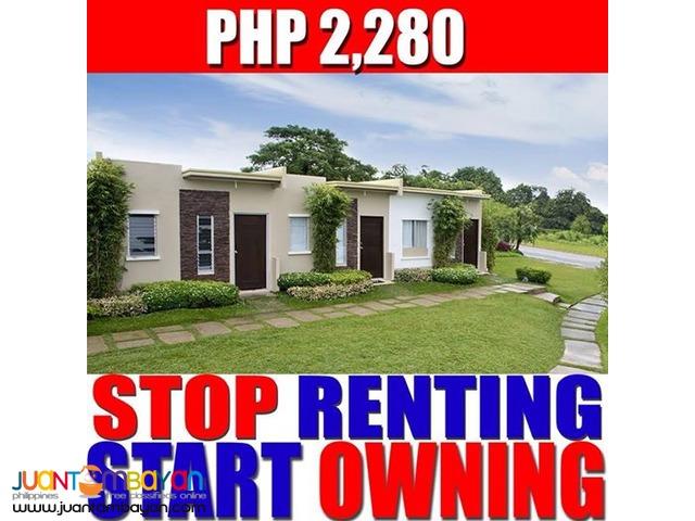 Lumina Cabanatuan Nueva Ecija 2,280 monthly thru pag-ibig