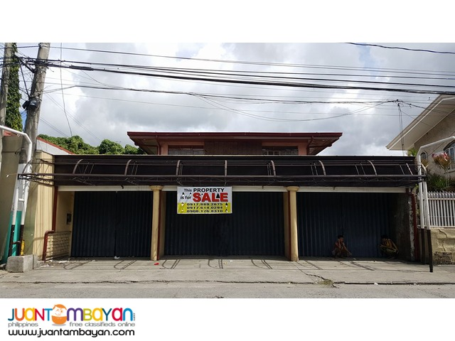 Commercial and Residential House and Lot for Sale in San Pedro Laguna