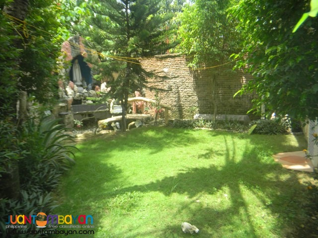 House and Lot for Sale in Garden Ridges Mandaue Cebu
