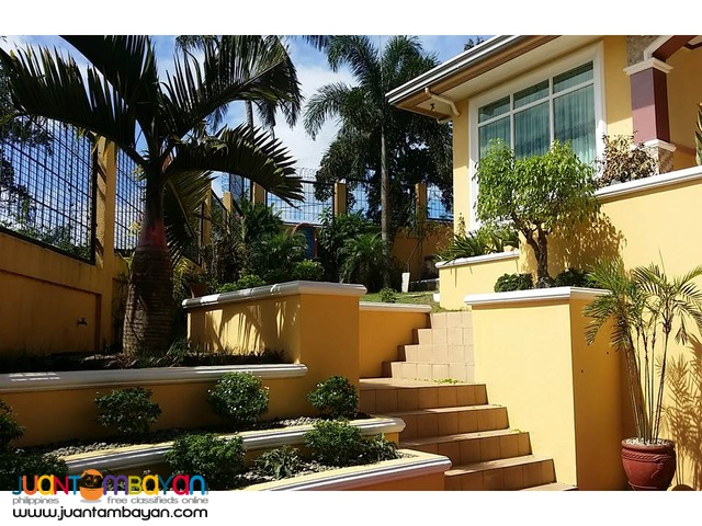 Beauteous House and Lot in Tagaytay - very nice