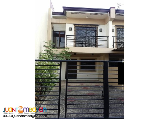 Remarville Las Pinas Townhouse - Ready for Occupancy- Affordable