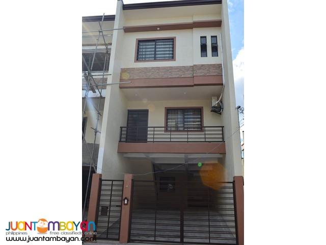 RFO 3-storey Duplex in Mountainview Village Sta. Elena Marikina City