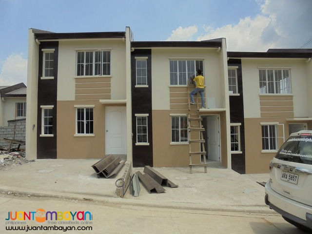 Townhouses for sale at Montville Place Taytay near Tikling