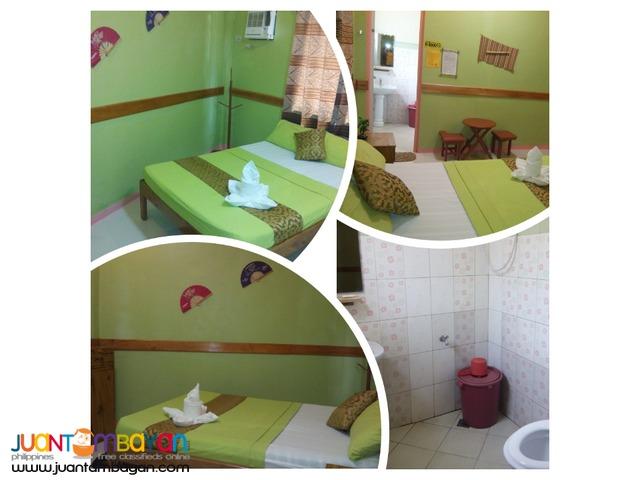 Super Affordable Discounted Rooms in El Nido, Palawan