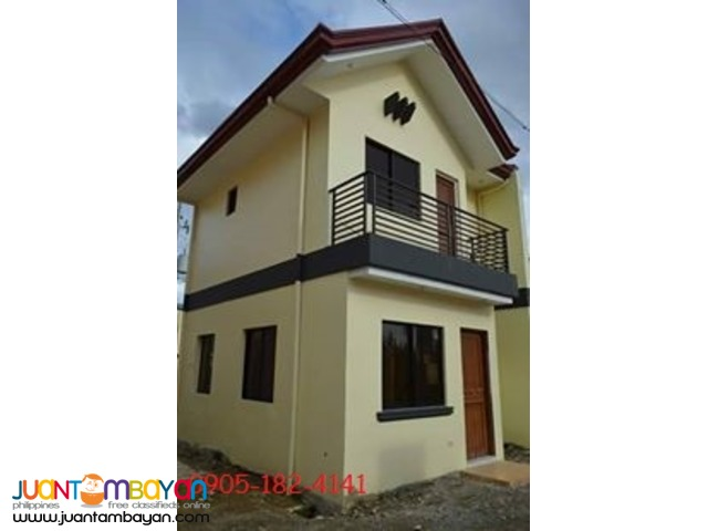 RFO house and lot at Birmingham Place 3 Brookside Cainta Rizal