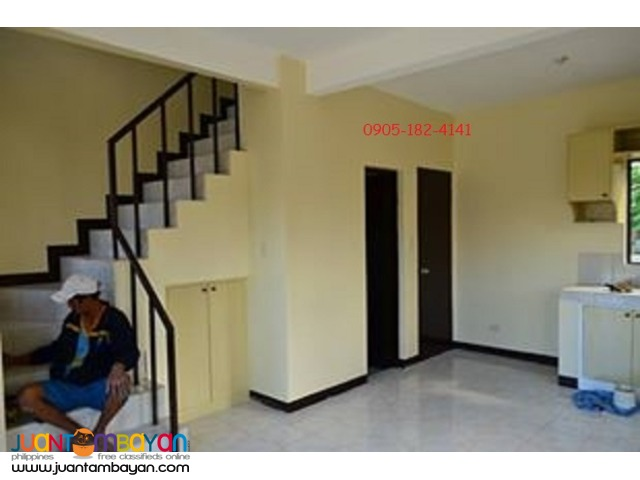 House and lot 4 sale Birmingham Alberto Guitnangbayan San Mateo Rizal