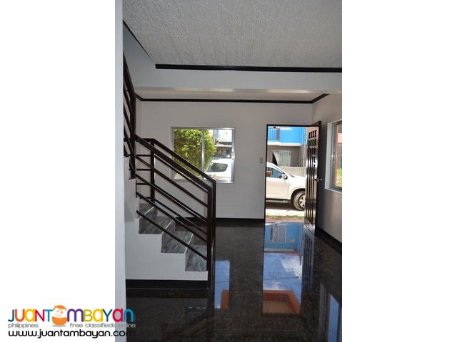 house and lot La Mar Subdivision Rodriguez Rizal near town center