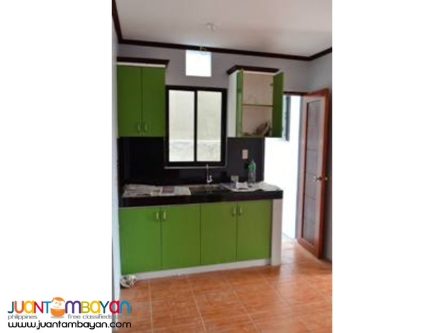 Placid Homes Single attached in Dulongbayan San Mateo Rizal