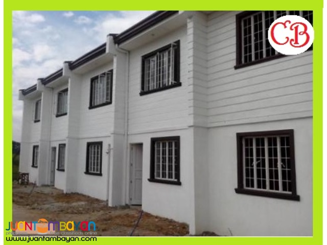 RFO townhouses at Casa Blanca Ampid San Mateo Rizal