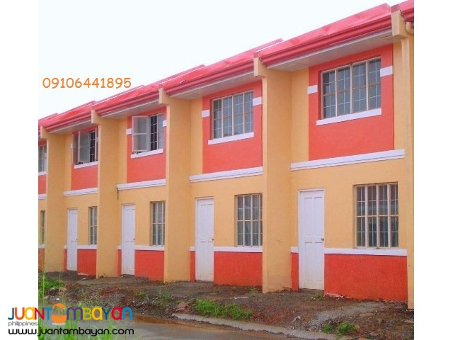 Sorrento Village Burgos Rodriguez Rizal Townhouse thru Pag-ibig
