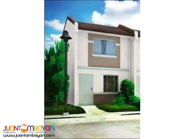 Corner units Townhouse at Mondello Homes San Mateo Rizal
