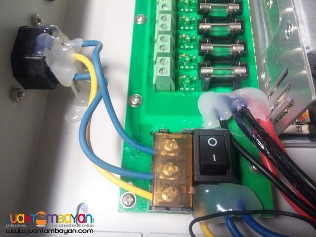 Centralized Power Supply 12VDC 30A 18 Output Switch Mode