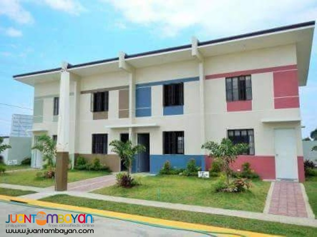 2 BEDROOM TOWN HOUSE IN ISTANA TANZA CAVITE
