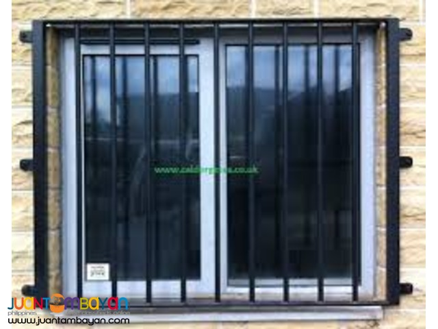 STEEL GATE, WINDOW GRILLS, STEEL FENCING NEAR SM FAIRVIEW