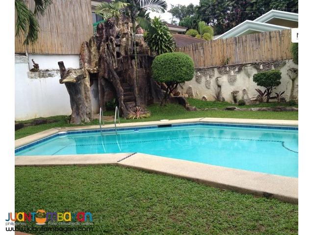 House for Rent/Lease Maria Luisa Paseo Banilad Cebu City