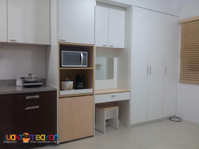Condo Unit for Rent Midori Tower 1
