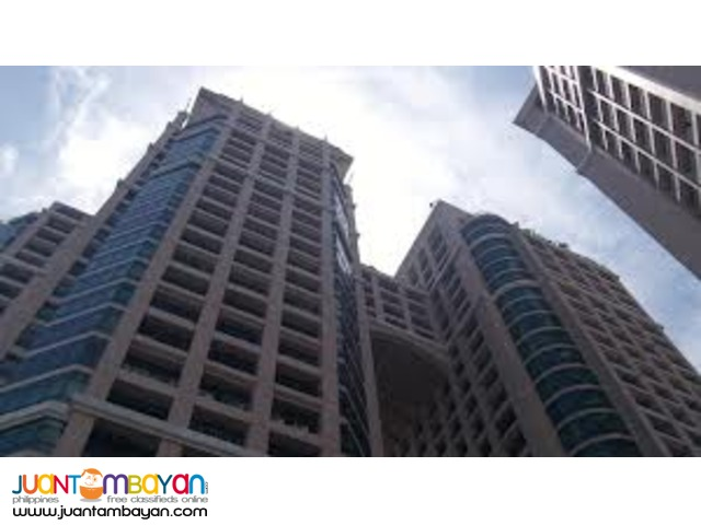 2br Rennaissance Ortigas, furnished, One year contract