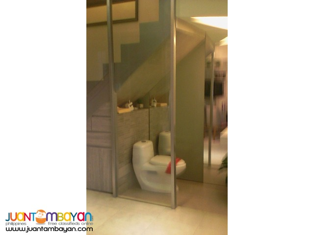 Rent to own 3 bdr house 11k a mo 24 hr security nr NAIA