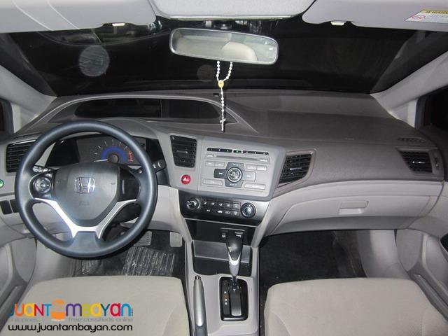 Honda Civic 2013 AT - 688T