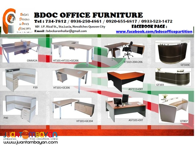 Complete Set +Office Partition +