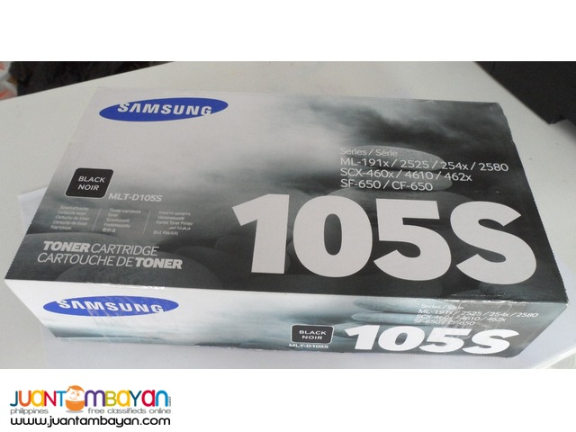Samsung MLT-D105S Printer Toner