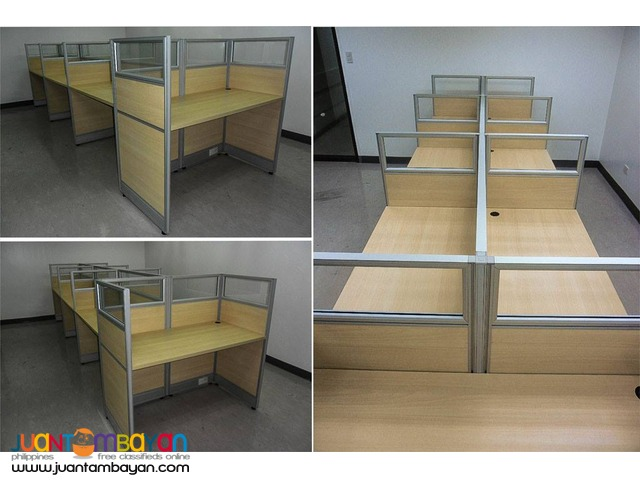 Call Center Type * Cubicles * Workstation > Office Partition