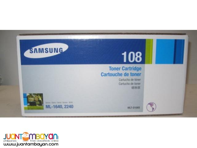 MLT-D108S Samsung Cartridge