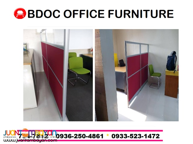 Divider / Full Fabric Partition **
