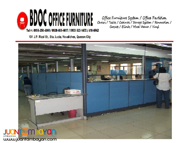 Sample Counter Partition