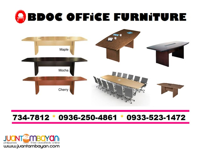 Conference/Meeting Table ** Office Partition