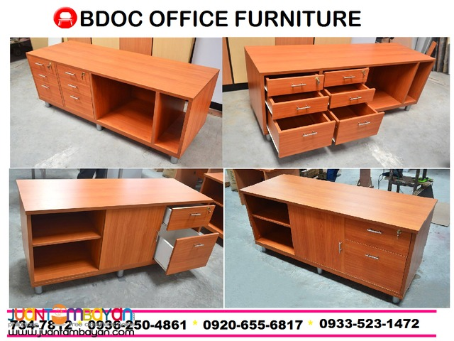 Custom Made [ Cabinet ] Office Partition