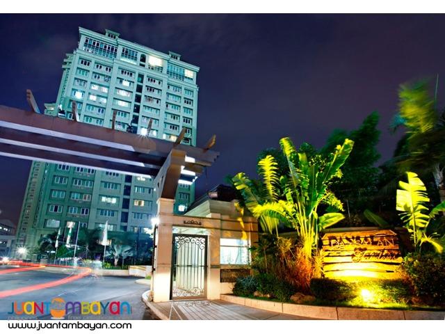 Condo in Mandaluyong, 2BR RFO w/ Maid's Room, Dansalan Garden.