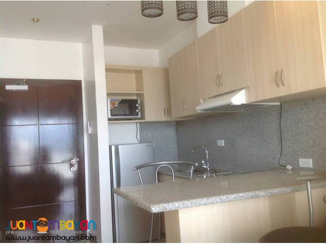 20k Furnished Studio Unit For Rent in Ramos Tower Cebu City