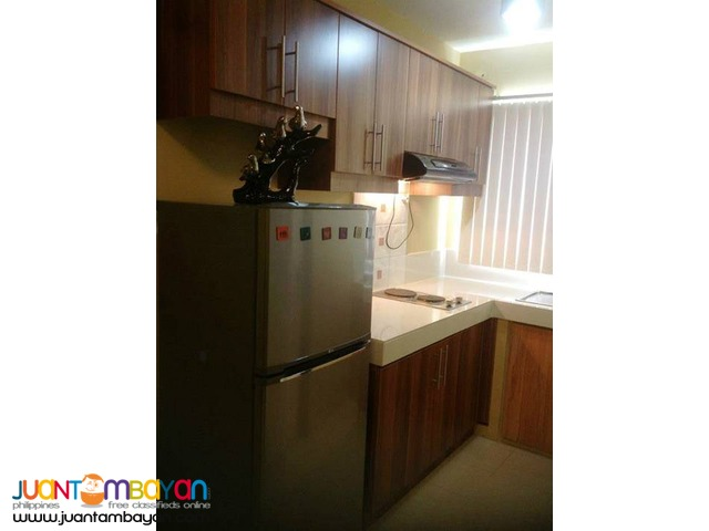 24k 1 Bedroom Furnished Condo Unit For Rent in One Oasis Cebu
