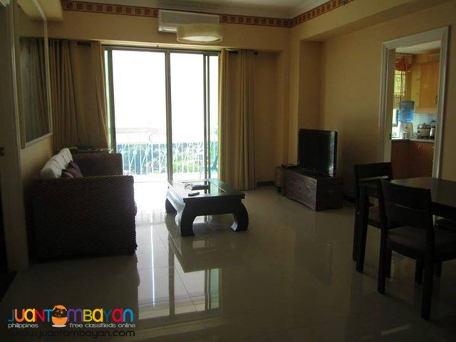 Furnished 1 Bedroom Condo Unit For Rent in Nivel Hills Cebu City