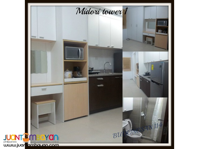 Condominium for Rent in Midori Tower 1