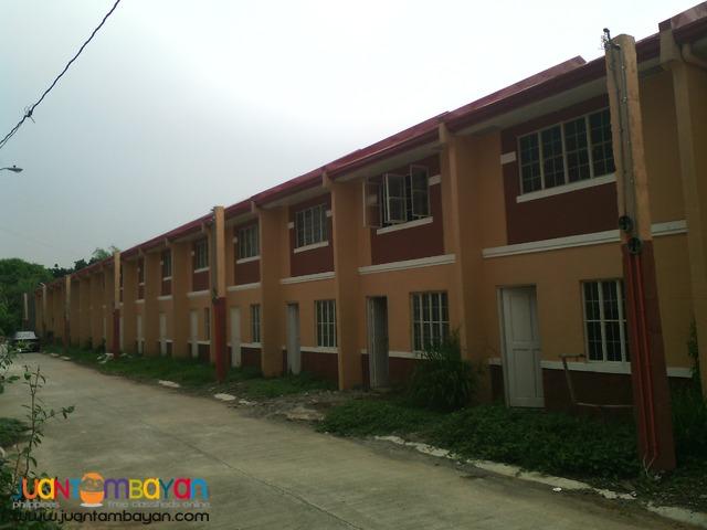 Pag-ibig Townhouses at SORRENTO VILLAGE near QC & Marikina