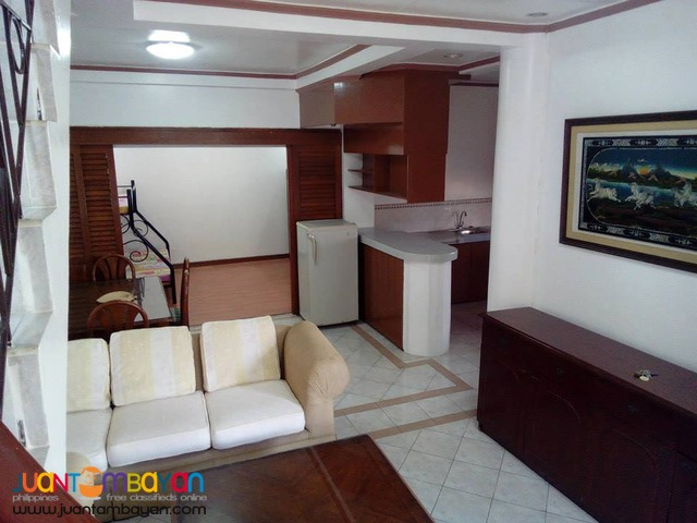 For Rent Furnished House in Cabancalan Mandaue Cebu - 3BR