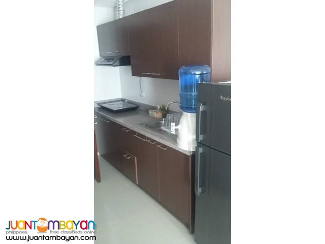 Studio Condo Unit For Rent in Baseline Residences Cebu City - 22k