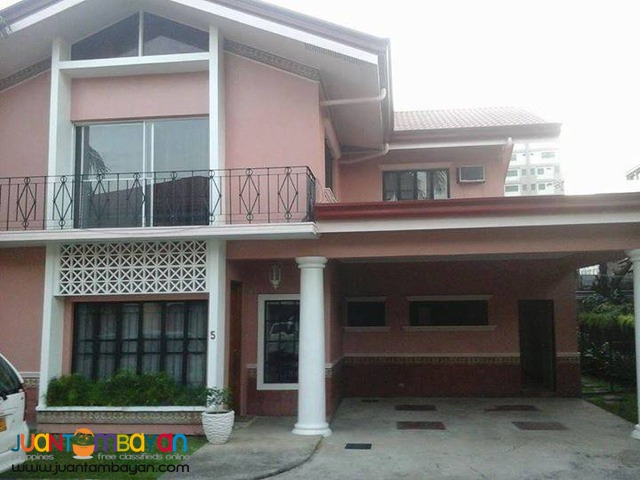 65k 3BR Furnished House For Rent in Banilad Cebu City in a Subd.